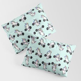 OLYMPIC LIFTING Unicorn Pillow Sham
