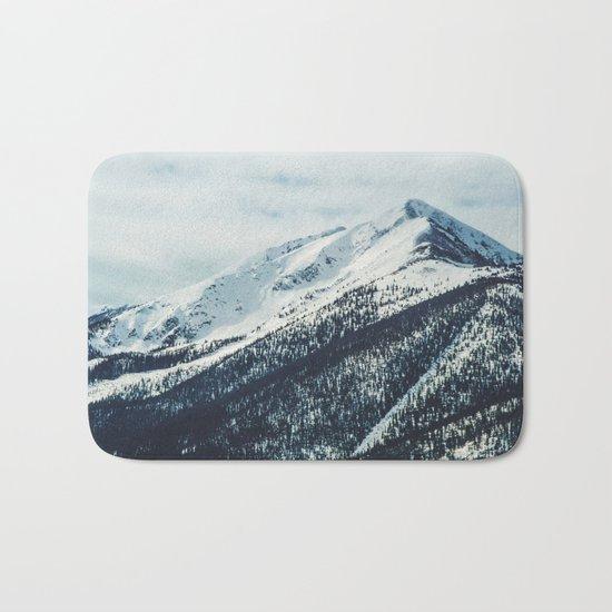 Mountain Love Bath Mat