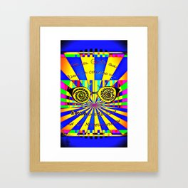Miscelaneos2 Framed Art Print