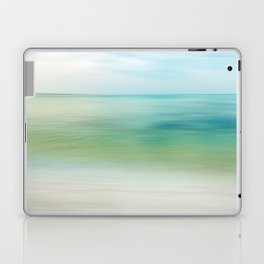 the beautiful sea Laptop & iPad Skin