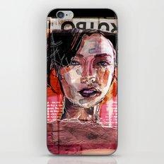 SENSUAL EVERAFTER iPhone & iPod Skin