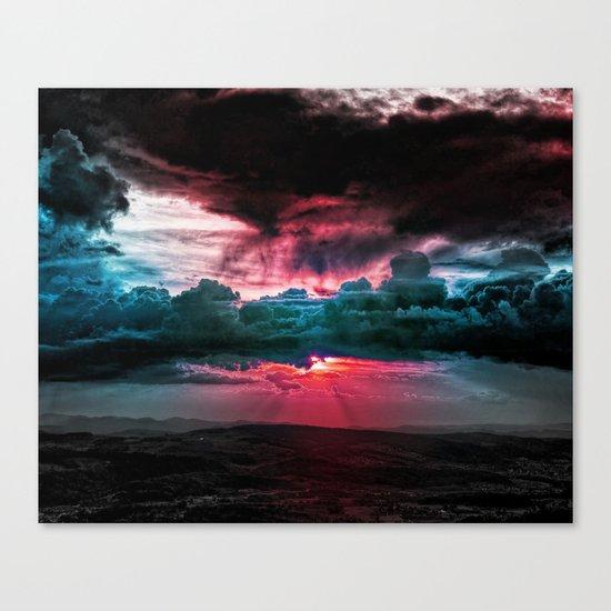 Marvelous earth Canvas Print