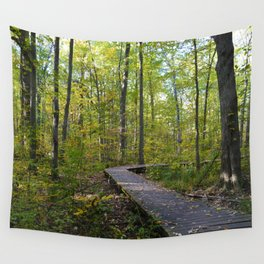 Maidstone conservation area in southern Ontario Wall Tapestry