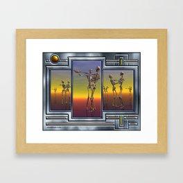 The Last Dance Framed Art Print
