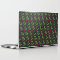 vegetable Laptop & iPad Skins featuring Vegetable Medley by Veronica Galbraith