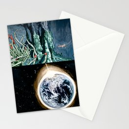 Life on the event horizon 1 Stationery Cards