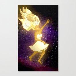 I Am My Own Guiding Light Canvas Print