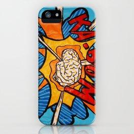 O'Prime brainboom iPhone Case