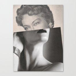 Timeless Glamour Canvas Print
