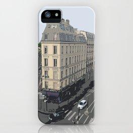 Paris I iPhone Case
