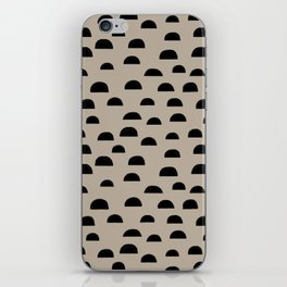 mounds iPhone Skin