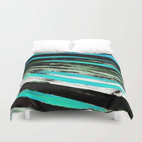 COLD TORNADO Duvet Cover