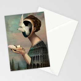 Garden of Melancholia Stationery Cards