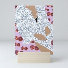Lilac Sanguine Mini Art Print