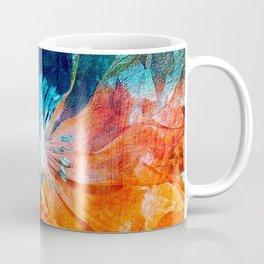 Flame Poppy Coffee Mug