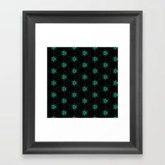 pttrn19 Framed Art Print