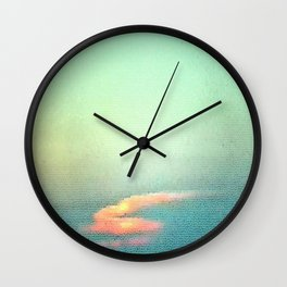 Ring of Fire (Stoner Camo) Wall Clock