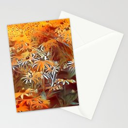 Atomic  Field Stationery Cards