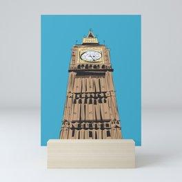 London Big Ben Mini Art Print