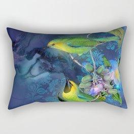 Hummingbird 2 Rectangular Pillow