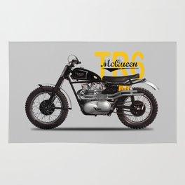 The McQueen Desert Racer Rug