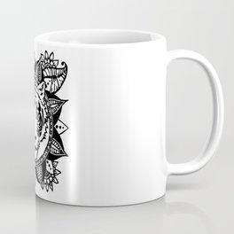 ANIMANDALA BAAGH Coffee Mug