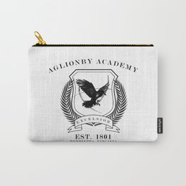 aglionby academy Carry-All Pouch