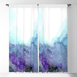 Stormy Monday Blackout Curtain
