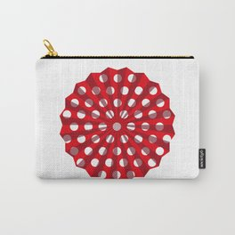 Lantern of white polka dots Carry-All Pouch