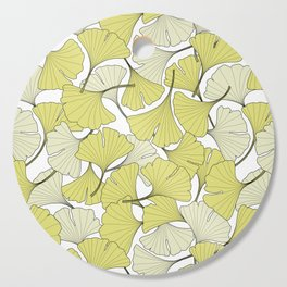 ginkgo leaves (special edition) Cutting Board