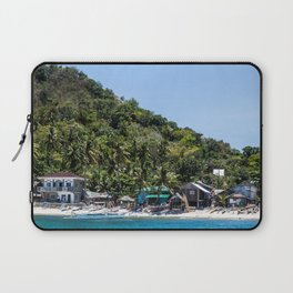 Apo Island Philippines Laptop Sleeve