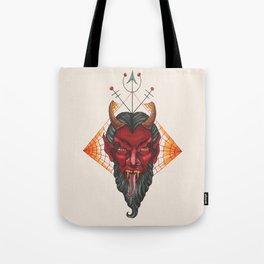 """""""Krampus"""" Tote Bag"""