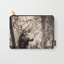 Watchful Elk Carry-All Pouch