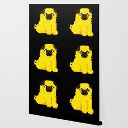 Exel Pug Wallpaper