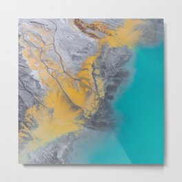 From above #photography #society6 Metal Print
