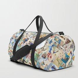 VINTAGE SKI Duffle Bag