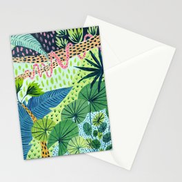 Topical Jungles Stationery Cards