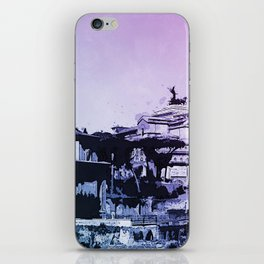 The Imperial Fora, Rome iPhone Skin