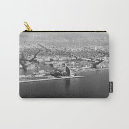 Aerial view Carry-All Pouch