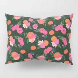 Miss Kit Floral Pillow Sham