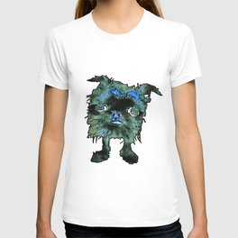Lugga The Friendly Hairball Monster For Boos T-shirt