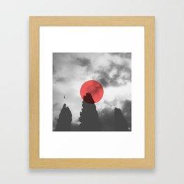 Group Framed Art Print
