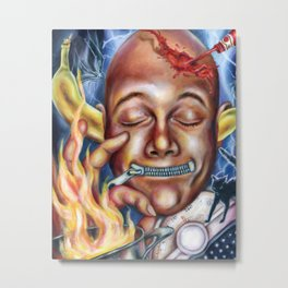 Peace in mind Metal Print