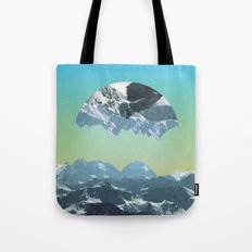 Somewhere out there. Tote Bag