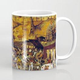 Bruegel the Elder The Triumph of Death Coffee Mug