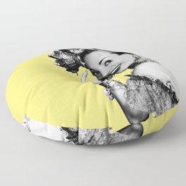Carmen Miranda Portrait, Black and White Artwork for Wall Art, Prints, Posters, Tshirts, Bags, Men, Floor Pillow