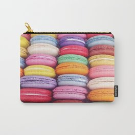 Macarons Carry-All Pouch