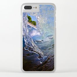 The Tube Collection p7 Clear iPhone Case