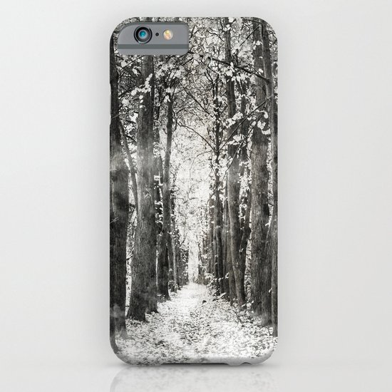 Infrared and symmetry iPhone & iPod Case
