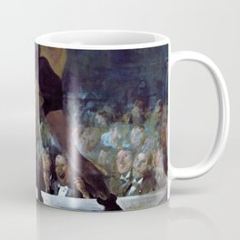 George Wesley Bellows - Club Night - Digital Remastered Edition Coffee Mug